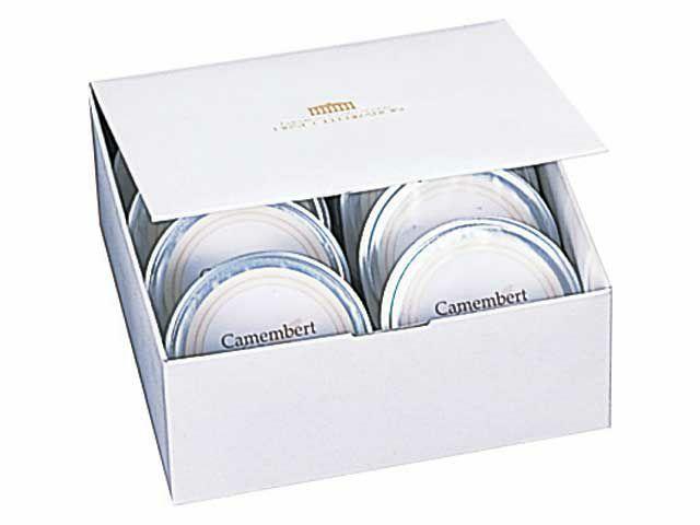 カマンベールチーズケーキ化粧箱(大)