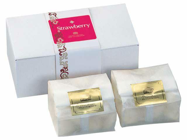 イチゴのチョコレート化粧箱(小)