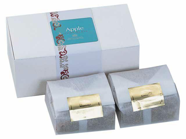 リンゴのチョコレート化粧箱(小)